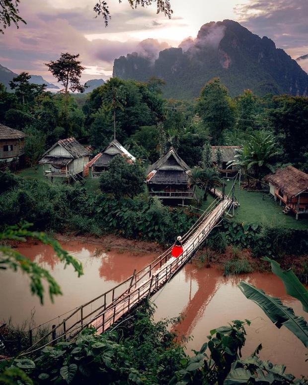Góc bàn luận của dân mạng: Vì sao Lào không nổi tiếng là quốc gia du lịch so với các nước Đông Nam Á khác? - Ảnh 6.