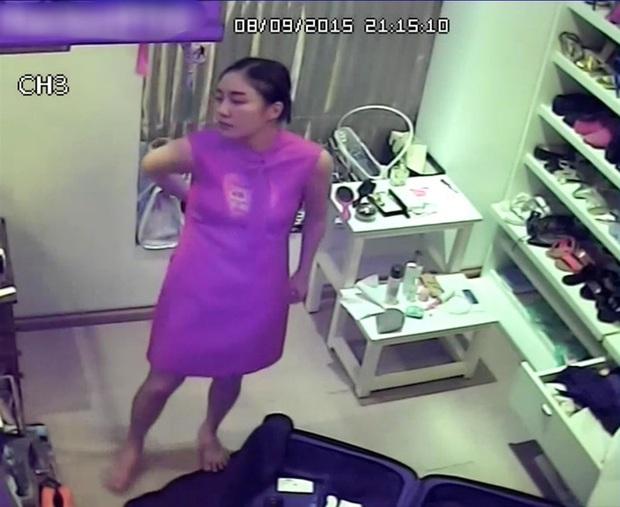 Phẫn nộ Văn Mai Hương bị hack camera tại nhà riêng, bị lộ cả clip thay quần áo - Ảnh 1.