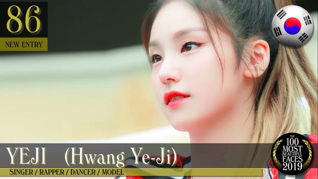 Tranh cãi BXH 100 gương mặt đẹp nhất thế giới 2019: Nữ thần Tzuyu vượt Lisa vươn lên No.1, dàn nữ thần dạt hết về cuối - Ảnh 36.