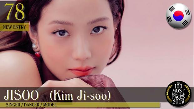 Tranh cãi BXH 100 gương mặt đẹp nhất thế giới 2019: Nữ thần Tzuyu vượt Lisa vươn lên No.1, dàn nữ thần dạt hết về cuối - Ảnh 16.