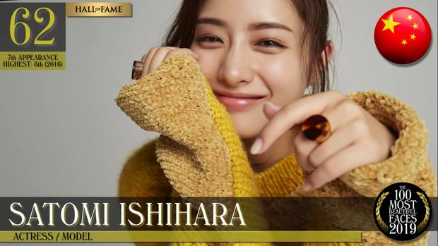 Tranh cãi BXH 100 gương mặt đẹp nhất thế giới 2019: Nữ thần Tzuyu vượt Lisa vươn lên No.1, dàn nữ thần dạt hết về cuối - Ảnh 34.