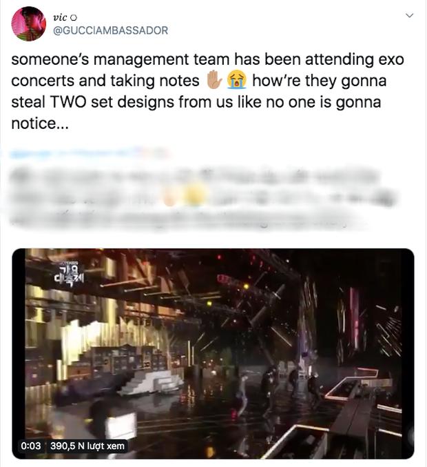Màn biểu diễn mới nhất của BTS bị tố đạo nhái trắng trợn concept sân khấu của EXO, ARMY lên tiếng bảo vệ idol nghe có thuyết phục? - Ảnh 3.
