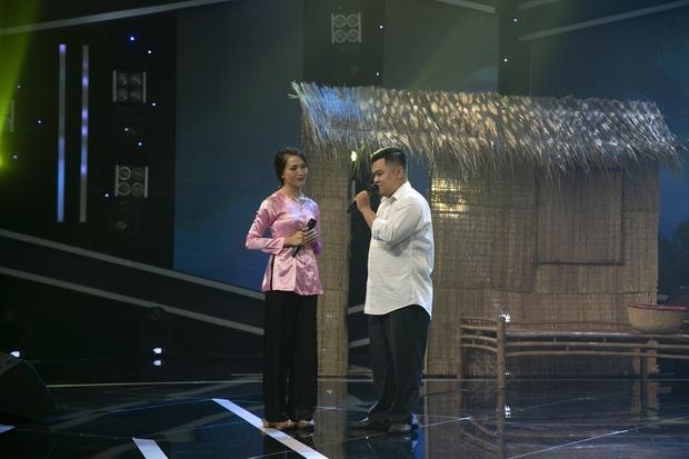 Cá sấu chúa Quỳnh Nga' khoe giọng hát da diết khi làm giám khảo 100 giây rực rỡ - Ảnh 8.