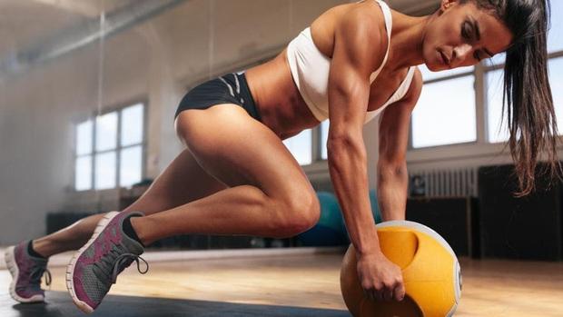 Nắm chắc trong tay 15 bài tập giảm mỡ bụng hiệu quả nhất được các huấn luyện viên thể hình khuyến cáo sử dụng - Ảnh 12.