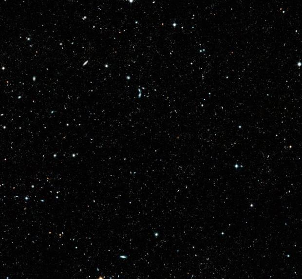 Đột phá về vũ trụ 2019: Từ vật thể xa nhất đến bức ảnh hố đen đầu tiên - Ảnh 3.
