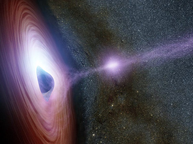 Đột phá về vũ trụ 2019: Từ vật thể xa nhất đến bức ảnh hố đen đầu tiên - Ảnh 5.