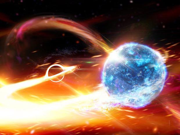 Đột phá về vũ trụ 2019: Từ vật thể xa nhất đến bức ảnh hố đen đầu tiên - Ảnh 6.