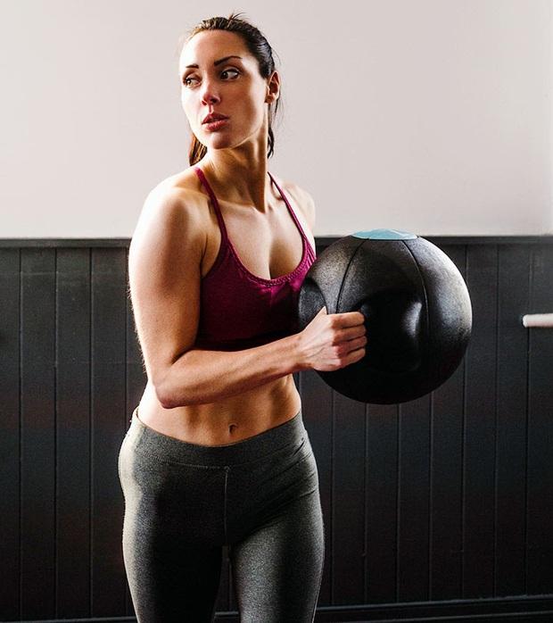 Nắm chắc trong tay 15 bài tập giảm mỡ bụng hiệu quả nhất được các huấn luyện viên thể hình khuyến cáo sử dụng - Ảnh 6.