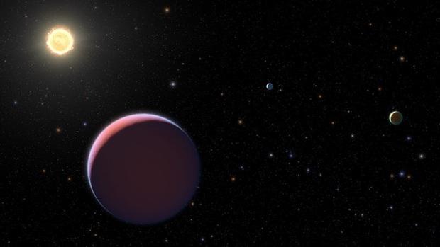 Đột phá về vũ trụ 2019: Từ vật thể xa nhất đến bức ảnh hố đen đầu tiên - Ảnh 9.