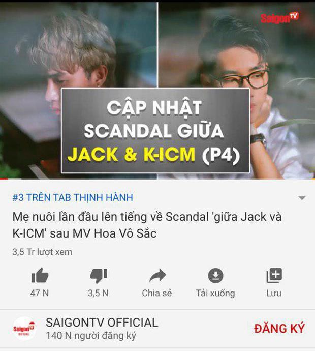 Miu Lê ra 2 MV liên tiếp bị Youtube Trending bỏ quên, Jack vướng sóng gió vẫn thống trị - Ảnh 6.