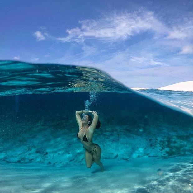 """Dân mạng xôn xao trước loạt ảnh """"tắm biển giữa sa mạc"""" đang gây sốt khắp Brazil, khi tìm ra danh tính của địa điểm mới tá hoả! - Ảnh 15."""