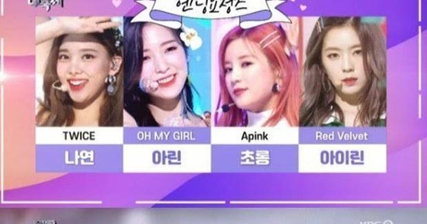 Irene (Red Velvet) chiếm trọn spotlight ở KBS Gayo Daechukje: Gây sốt khi kết hợp cùng Nayeon (TWICE), đẹp tới nỗi loạt sao nam đều phải ngoái nhìn! - Ảnh 7.