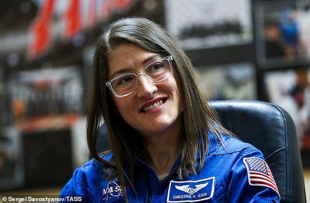 NASA vừa xác lập một kỷ lục liên quan đến các nữ phi hành gia: lịch sử từ nay sẽ gọi tên Christina Koch - Ảnh 3.