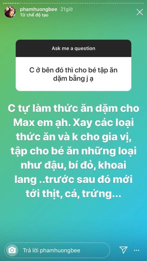 Khoe làm mẹ bỉm sữa chính hiệu chưa đủ, Phạm Hương còn chứng minh là vợ đảm với bữa ăn cực sang chảnh và công phu - Ảnh 3.