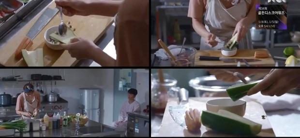 Chocolate của Ha Ji Won bất ngờ xuất hiện món bún chả Obama, xúc động mạnh với màn thể hiện của diễn viên người Việt! - Ảnh 4.