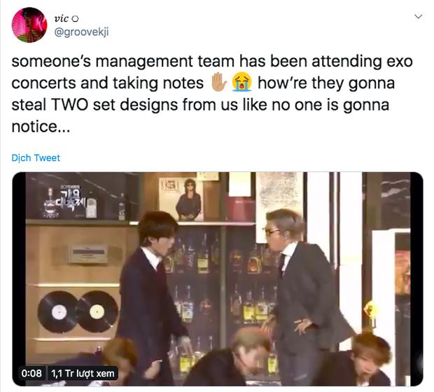 BTS liên tục bị tố đạo nhái concept sân khấu: Từ BIGBANG cho đến EXO đều từng đụng độ, vì quá nổi tiếng nên hay bị soi? - Ảnh 12.