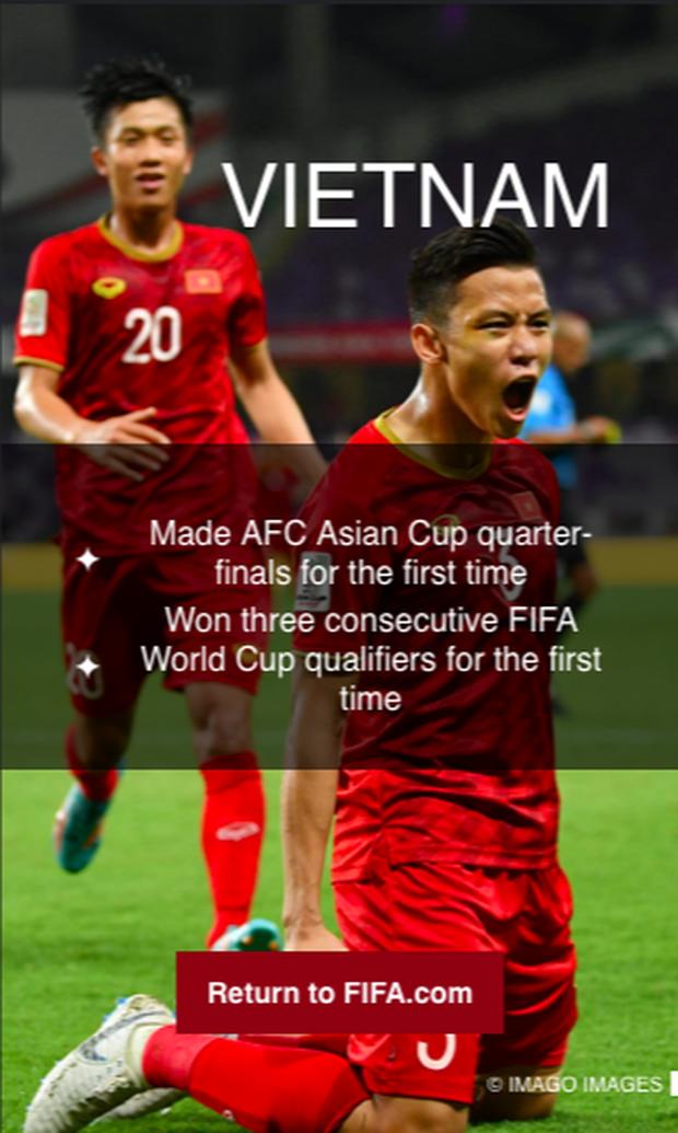 FIFA xếp Việt Nam vào top 12 đội tuyển gây bất ngờ nhất năm 2019 nhưng rồi tất cả phải ngã ngửa vì một sai sót về thống kê - Ảnh 1.