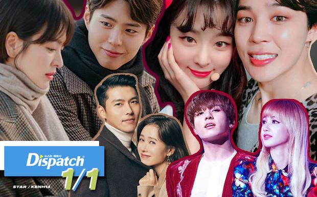 Những cặp đôi 1/1 nằm trong tầm ngắm của Dispatch: Song Hye Kyo hay Hyun Bin, BTS và BLACKPINK, có làm nên cú nổ lớn? - Ảnh 1.