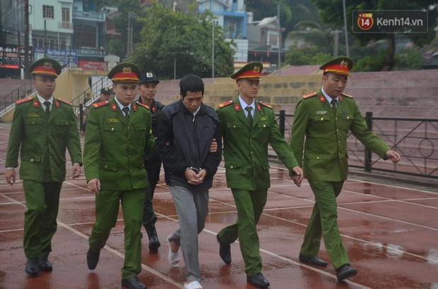 6 án tử cho nhóm đối tượng bắt giữ, hãm hiếp và sát hại nữ sinh giao gà ở Điện Biên - Ảnh 14.