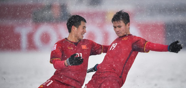Quang Hải trả lời AFC đầy xúc động về VCK U23 châu Á:  Chúng tôi giống như những trái tim trong bão tuyết vậy - Ảnh 2.
