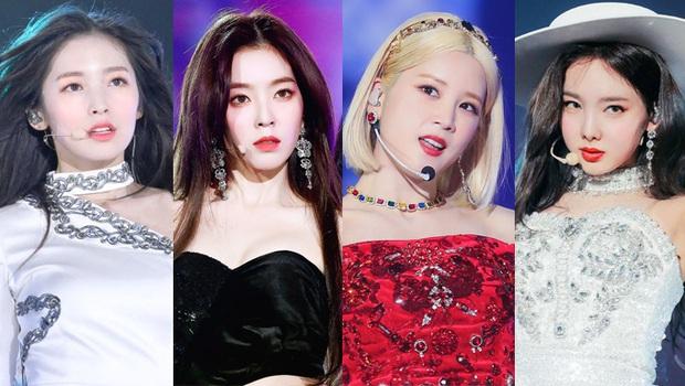 Irene (Red Velvet) chiếm trọn spotlight ở KBS Gayo Daechukje: Gây sốt khi kết hợp cùng Nayeon (TWICE), đẹp tới nỗi loạt sao nam đều phải ngoái nhìn! - Ảnh 6.