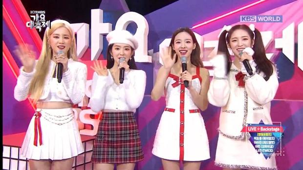 Bữa tiệc đọ visual trong 1 khung hình ở KBS Gayo 2019: BTS - TWICE lép vế vì một cặp đôi tiềm năng mới Kpop? - Ảnh 9.
