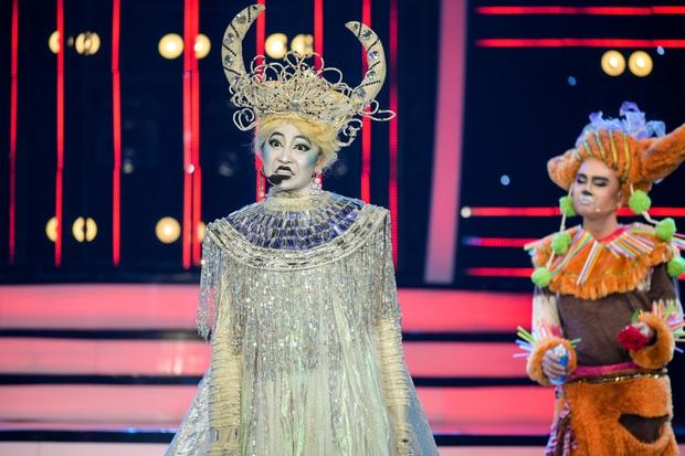 Gương mặt thân quen: Emma Nhất Khanh chiến thắng sau nhiều tuần đội sổ, Nhật Thủy thụt lùi khi hóa Britney Spears - Ảnh 5.
