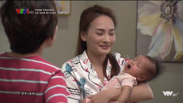 4 nhóc tì đáng yêu nhất màn ảnh Việt 2019 có cả Hà Lan nhí và cô út nhà Thái - Khuê (Hoa Hồng Trên Ngực Trái) - Ảnh 11.