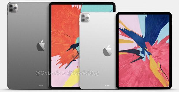Lộ ảnh thiết kế iPad Pro 2020: Dự kiến có cụm 3 camera y hệt iPhone 11 Pro - Ảnh 4.