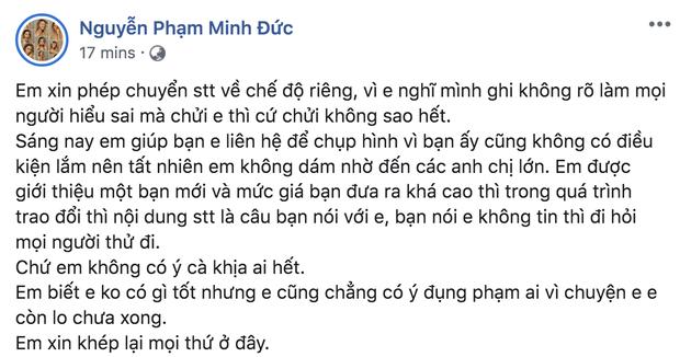 Drama chốt sổ làng mốt Việt 2019: học trò Thanh Hằng bị phản ứng dữ dội sau lời than thù lao làm makeup ít hơn hẳn photo, stylist - Ảnh 7.
