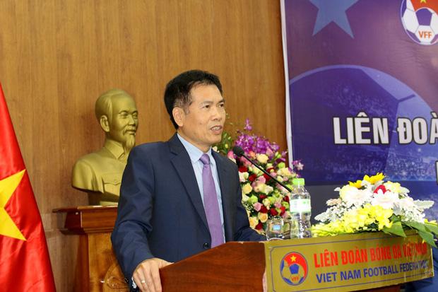 Lãnh đạo Tổng cục TDTT đặt nhiều kỳ vọng mới đối với bóng đá Việt Nam trong năm 2020 - Ảnh 1.