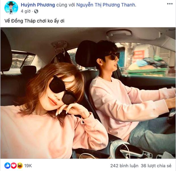Sau công khai hẹn hò, Sĩ Thanh đưa Huỳnh Phương dự tiệc ra mắt gia đình: Phải chăng sắp về chung một nhà? - Ảnh 4.