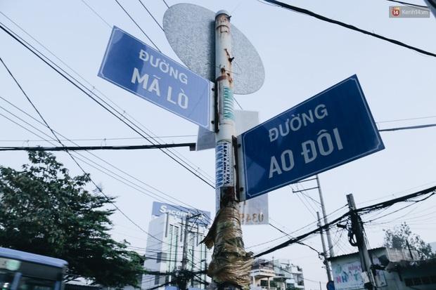 Bảng tên đường Park Hang-seo đã bị gỡ bỏ, nhưng ở Sài Gòn cũng có những tên đường khiến Google Maps phải toát mồ hôi - Ảnh 11.