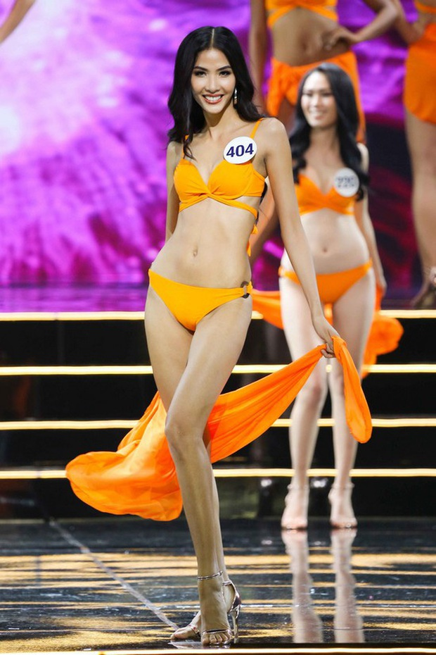 Diện bikini một mảnh, dàn thí sinh Hoa hậu Hoàn vũ VN 2019 có kín đáo, kém gợi cảm hơn hẳn các mùa giải trước? - Ảnh 3.