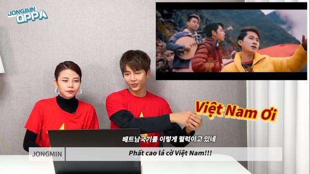 MisThy, Viruss, Cris Phan và cả các fan nước ngoài hào hứng làm reaction, cover tưng bừng ca khúc Việt Nam Tôi của Jack, K-ICM - Ảnh 7.