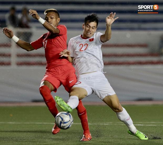 Fan Singapore thi nhau nói kháy trên page của Liên đoàn bóng đá dù đội nhà cầm hòa Việt Nam hơn 80 phút: Trận cuối thắng Brunei 1-0 rồi chúng ta ăn mừng như vô địch World Cup nhé - Ảnh 1.