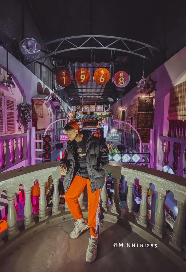 Xuất hiện hẻm bia Hong Kong bên hông chợ Gạo mới toanh ở Hà Nội, giới trẻ đã bắt đầu check in ầm ầm - Ảnh 5.