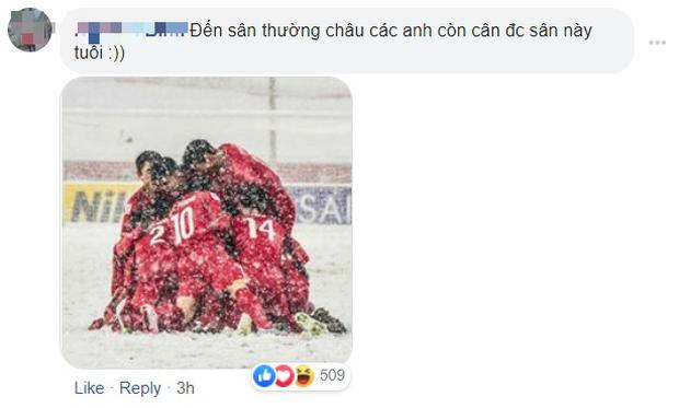 Trận Việt - Sing có nguy cơ thành thủy chiến, fan Việt Nam tặc lưỡi: Thường Châu tuyết trắng còn chẳng sợ nữa là sân ngập nước! - Ảnh 3.