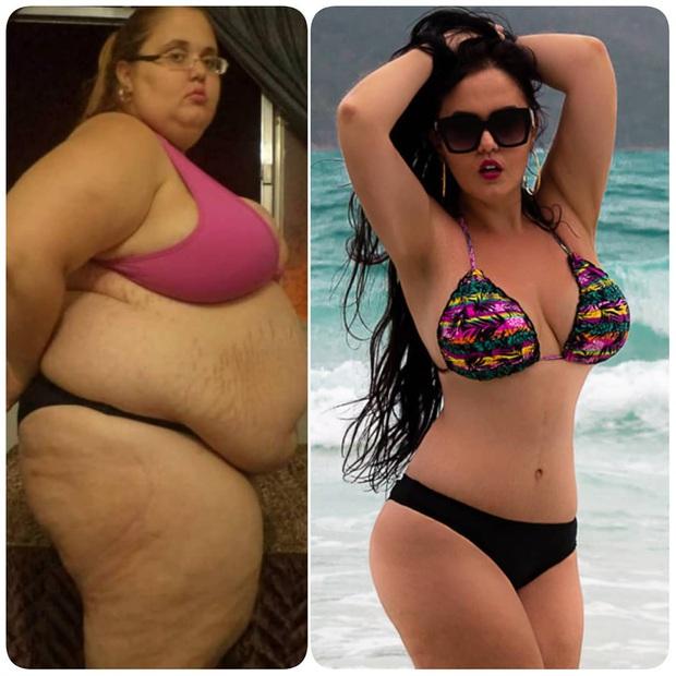 Blogger người Brazil chia sẻ bí quyết giảm gần trăm cân, lột xác hoàn toàn thành một con người khác - Ảnh 3.