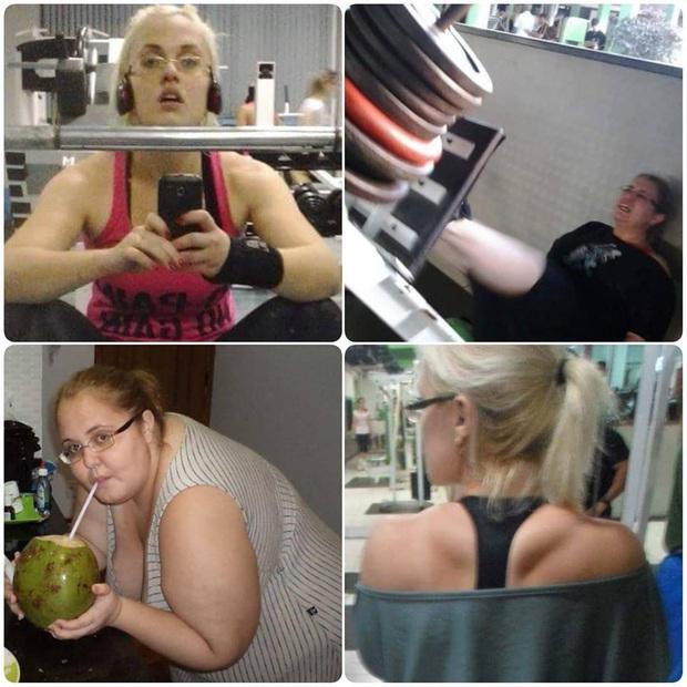 Blogger người Brazil chia sẻ bí quyết giảm gần trăm cân, lột xác hoàn toàn thành một con người khác - Ảnh 5.