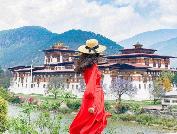 """Bài review Bhutan """"có tâm nhất quả đất"""" của gái xinh khiến dân mạng ai cũng gật gù: Xứng đáng để đi một lần trong đời!  - Ảnh 1."""