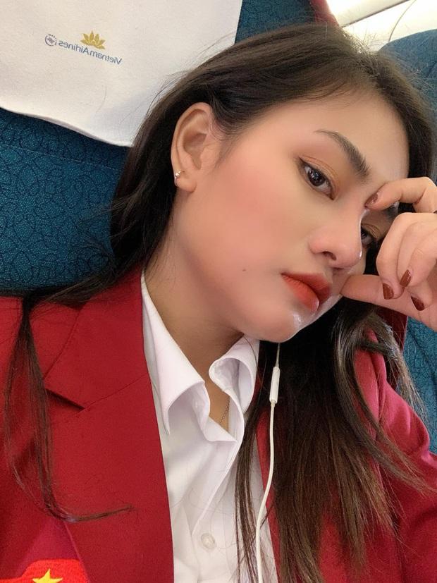 Đại chiến nhan sắc chẳng kém hot girl của những cô nàng bác sĩ trị liệu Việt Nam - Thái Lan tại SEA Games 2019 - Ảnh 8.