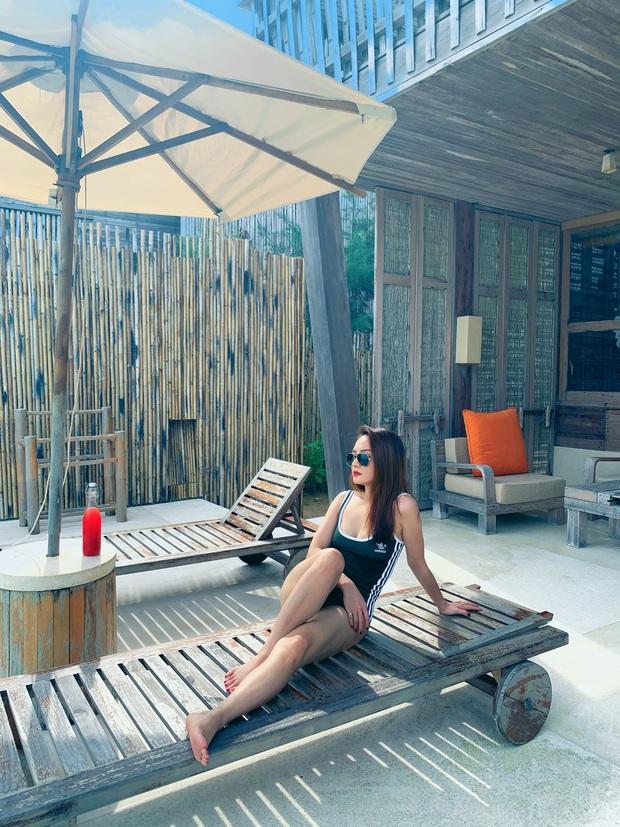 Bảo Thanh tung loạt ảnh diện bikini khoe body gợi cảm, chứng minh chuẩn tự nhiên không cần photoshop - Ảnh 5.