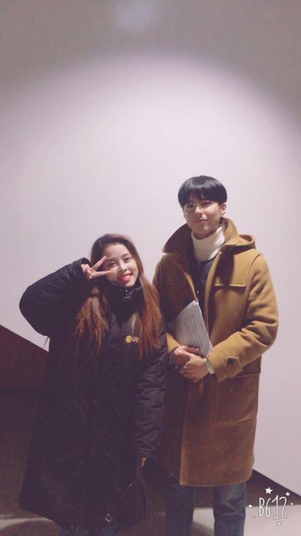 Học muội của Park Bo Gum: Chưa vào học ở Hàn, các bạn và tiền bối đã biết mặt đặt tên mình, điều đó rất bất tiện - Ảnh 5.