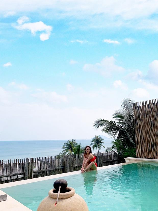 Bảo Thanh tung loạt ảnh diện bikini khoe body gợi cảm, chứng minh chuẩn tự nhiên không cần photoshop - Ảnh 3.