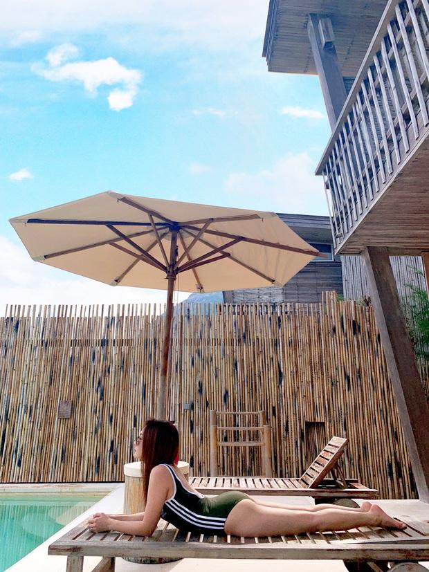 Bảo Thanh tung loạt ảnh diện bikini khoe body gợi cảm, chứng minh chuẩn tự nhiên không cần photoshop - Ảnh 4.