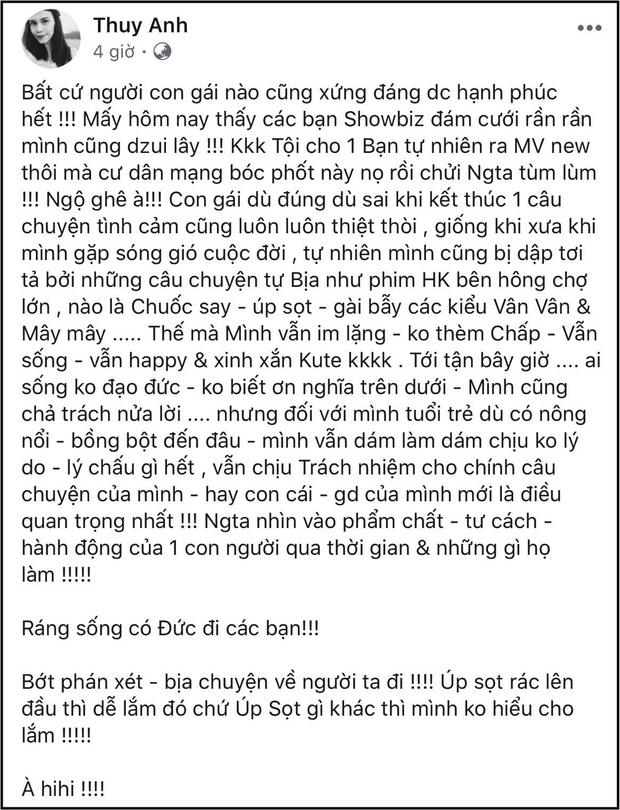 Em gái Thanh Thảo bất ngờ nhắc lại scandal 7 năm trước với Ngô Kiến Huy, khẳng định đồng cảm với Khổng Tú Quỳnh - Ảnh 1.