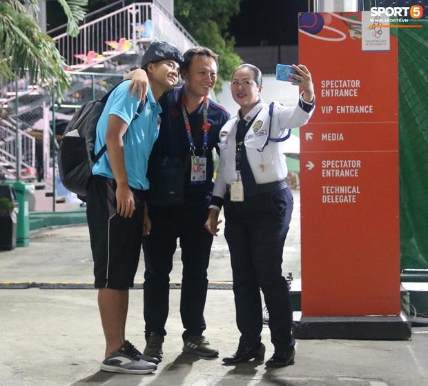 Hà Đức Chinh mệt phờ: Họ bắt uống nhiều nước và đi tiểu để kiểm tra doping - Ảnh 3.