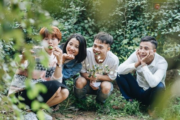 Khám phá vườn táo của trường Đại học rộng nhất Việt Nam, chỉ mất 15k là ăn tẹt ga lại còn được đống ảnh sống ảo - Ảnh 8.