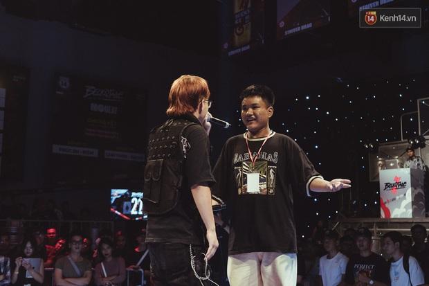 Beck'Stage Battle Rap chứng kiến quá nhiều sự thất bại đáng tiếc: Rapper non thua vì áp lực, hạng lão luyện thua vì hiếu thắng còn có người out vì... lỡ miệng - Ảnh 5.